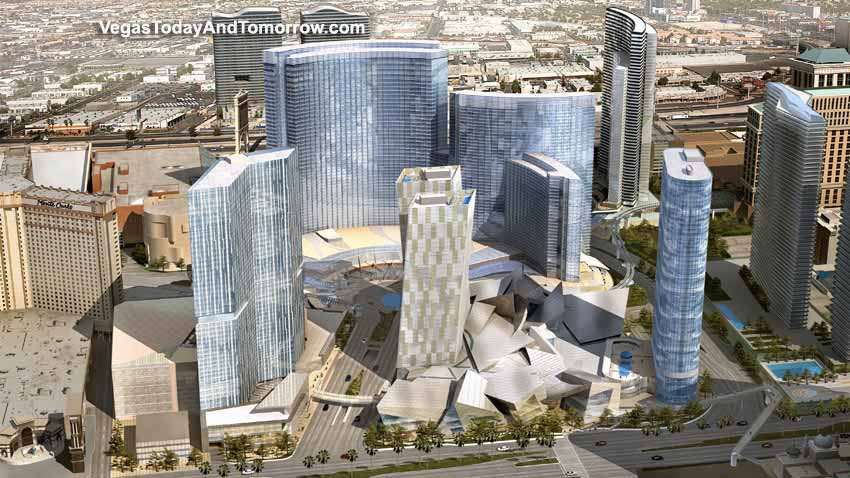 MGM Resorts International Closes Purchase Of Infinity World's 50% Interest In CityCenter And Completes Sale-Leaseback Transaction Of CityCenter Real Estate Assets With Blackstone
