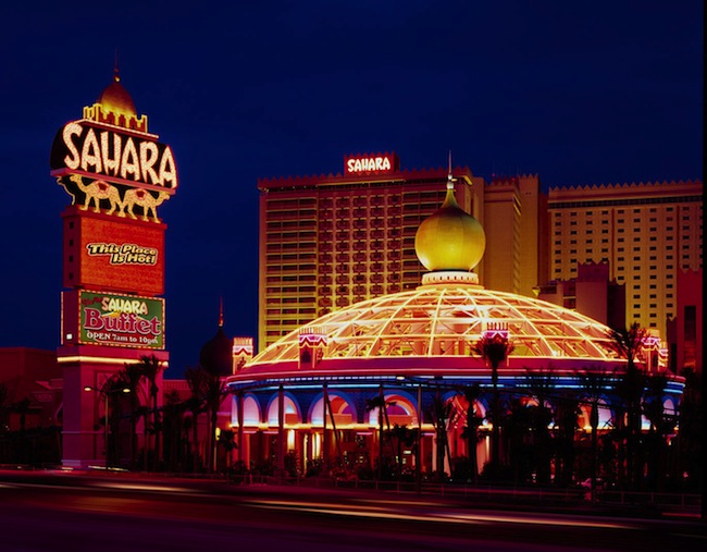 Sahara Las Vegas plans for June 4 reopening