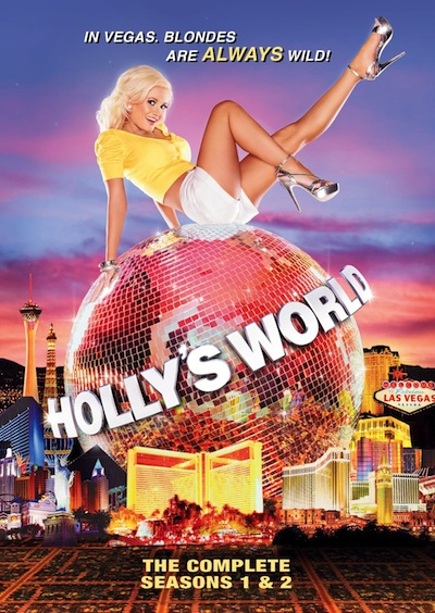 Hollys World DVD
