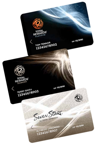 Total Rewards Cards