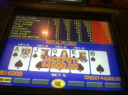 Best Downtown Las Vegas Video Poker