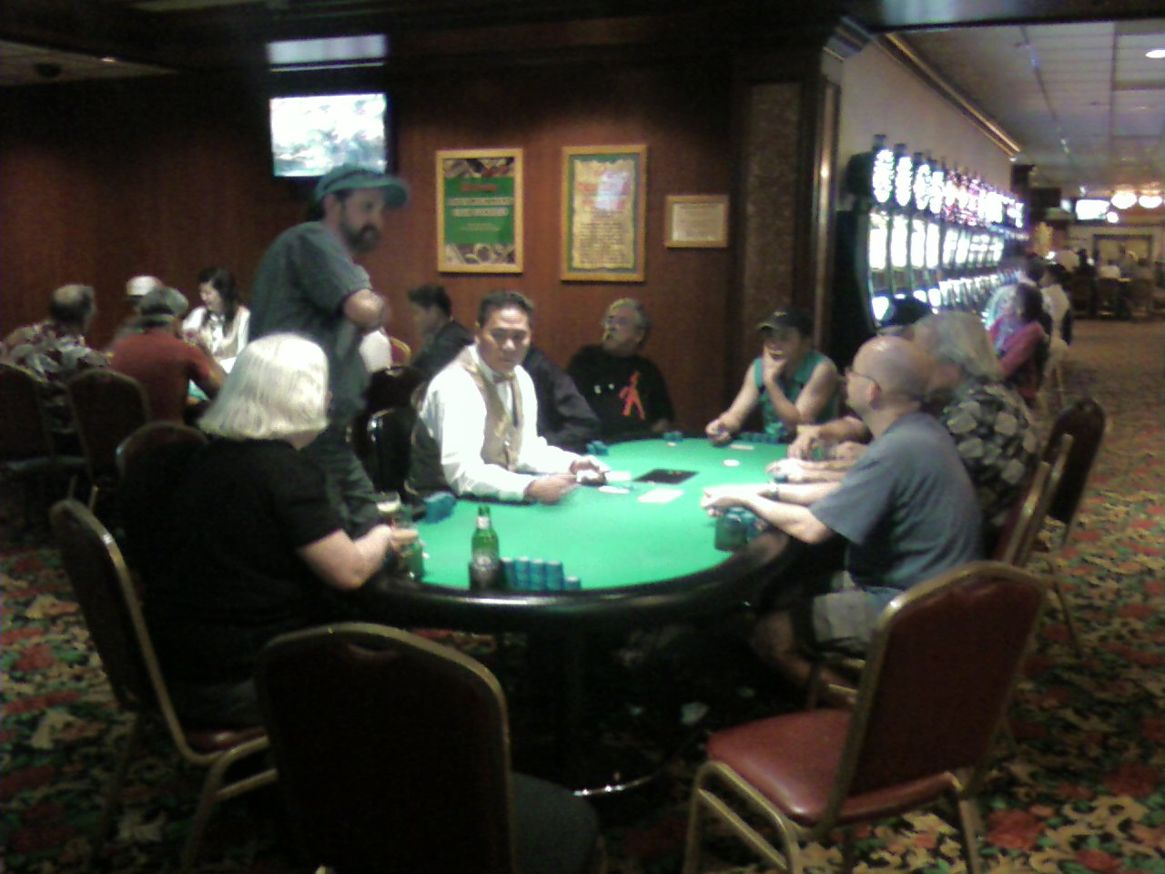 Spokane poker