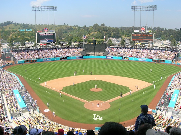 Los Angeles Dodgers Dodger Stadium