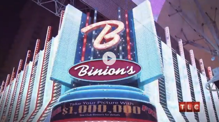 Binions Downtown Las Vegas On TLC