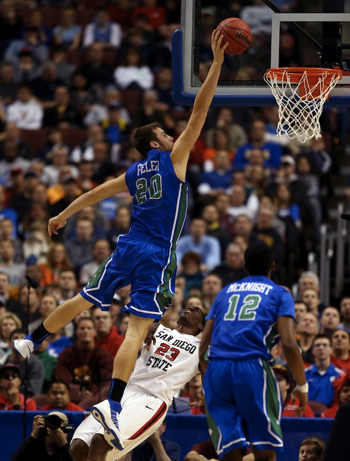 Florida Gulf Coast International Dunk