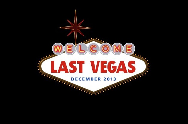 Last Vegas Movie Sign