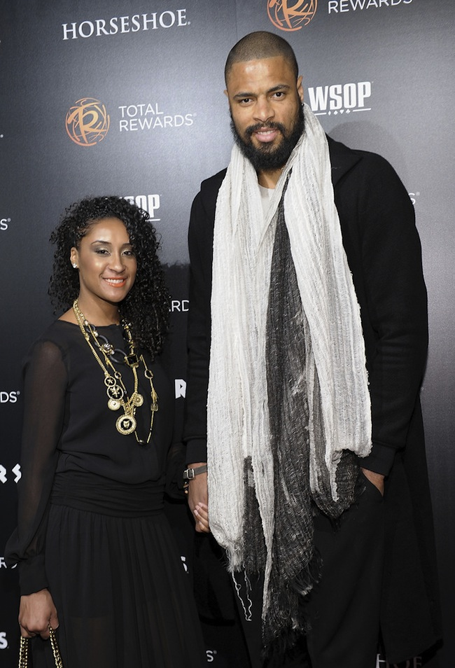 Tyson Chandler Total Rewards Concert