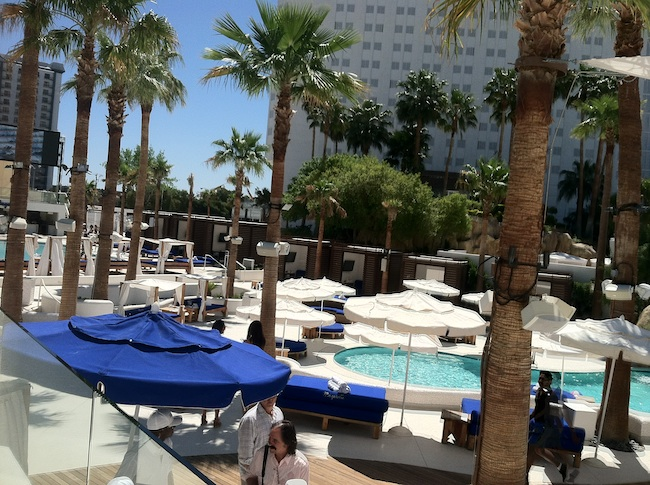 Bagatelle Beach Club At Tropicana Las Vegas