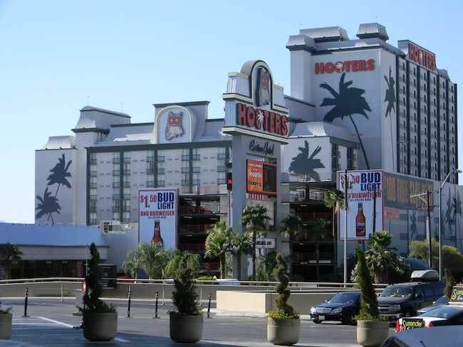Hooters Hotel And Casino Las Vegas