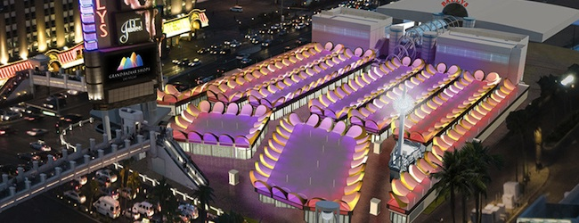 Ballys Grand Bazaar Shops Night