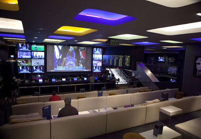 Lagasse's Stadium Sportsbook And Restaurant At Palazzo Las Vegas