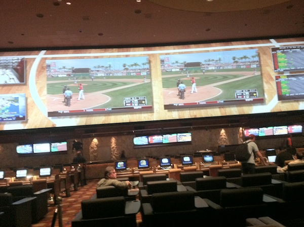 The Mirage Las Vegas Sportsbook