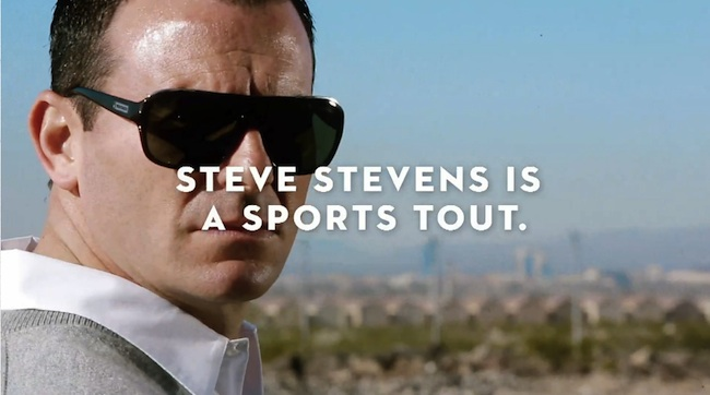 "Steve Stevens From ""Money Talks"" Is A Sports Tout"