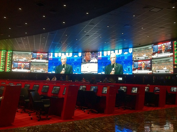 The Venetian Las Vegas Sportsbook