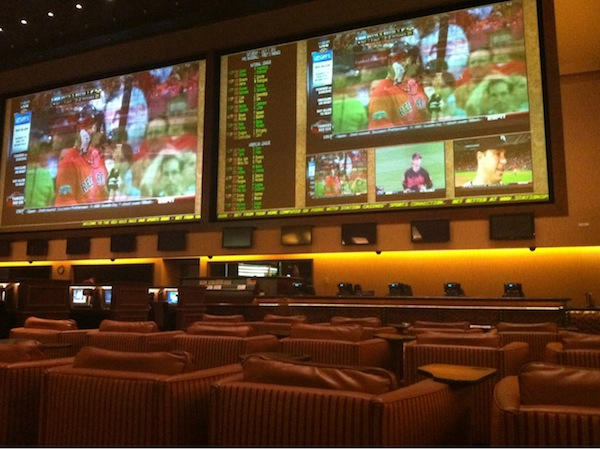 Red Rock Resort Sportsbook