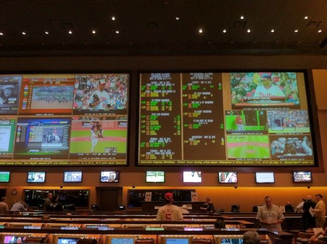 Red Rock Resort Las Vegas Sportsbook