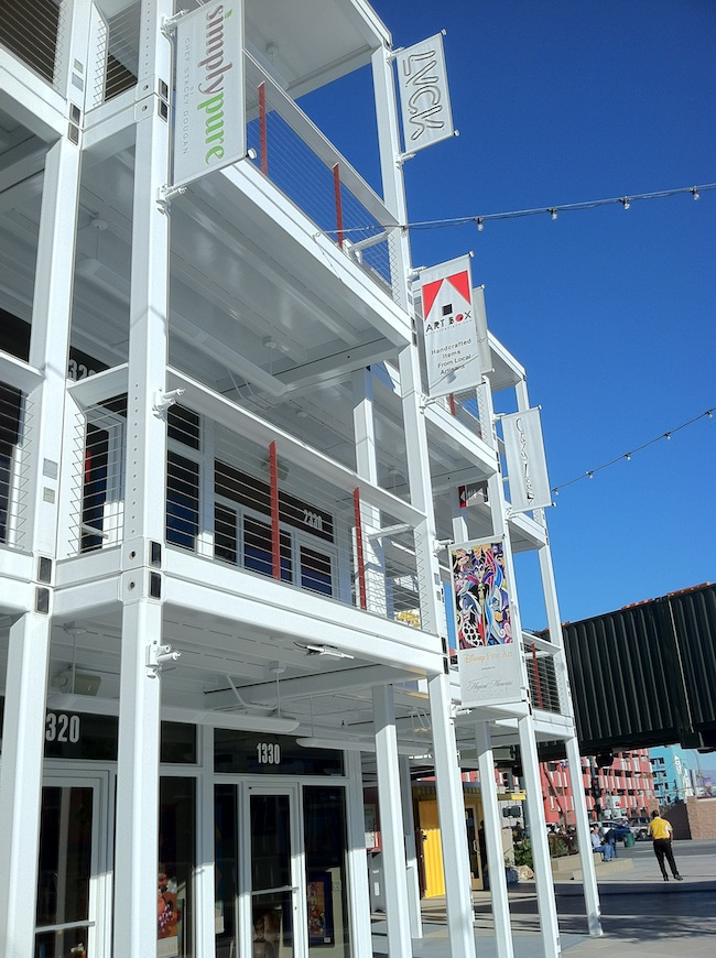 Downtown Container Park Las Vegas