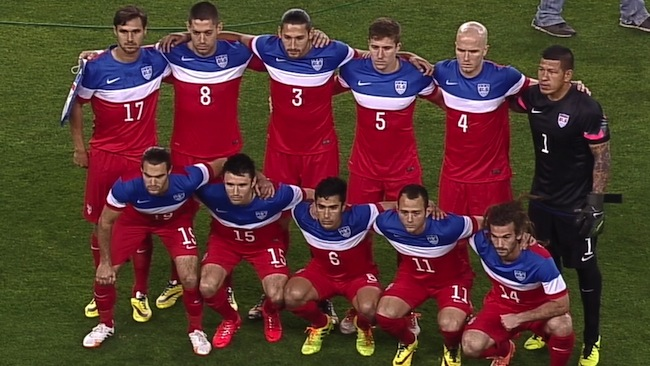 US Men's Soccer Team