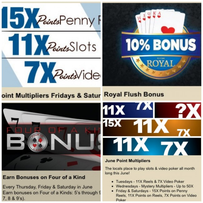 Boyd Gaming Bonuses And Players Club Multipliers