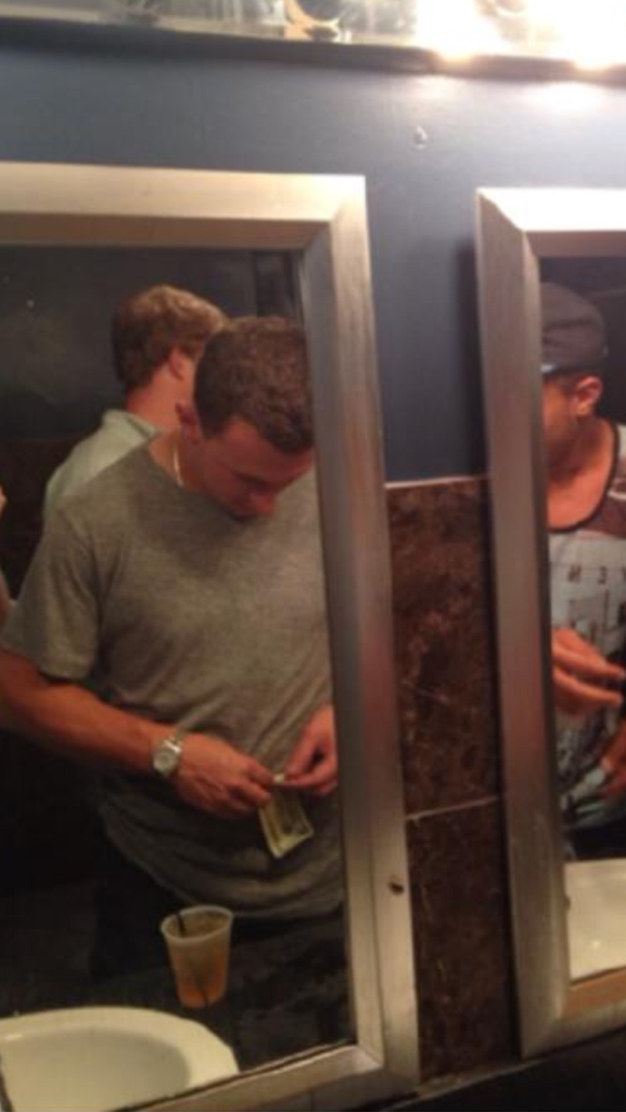 Johnny Football Being Johnny Football