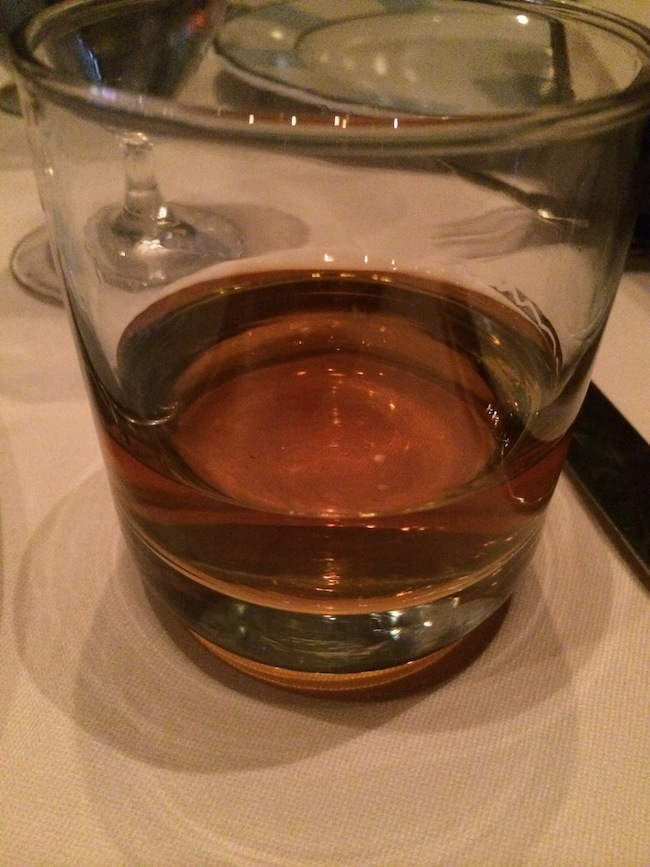 Macallan 12 At Prime At Bellagio Las Vegas