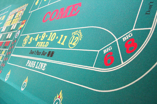 Craps Bets To Avoid: Big 6 & Big 8