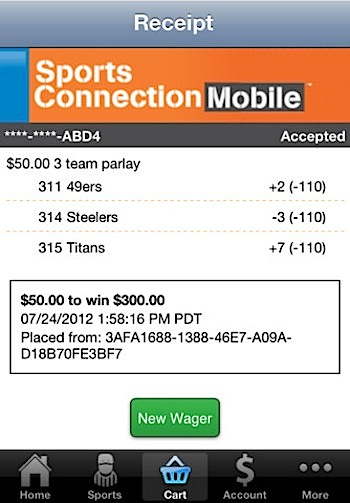 Roughly 33% Of Station Casinos Sports Bets Are Mobile