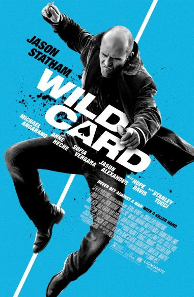 Jason Statham In Vegas For Wild Card
