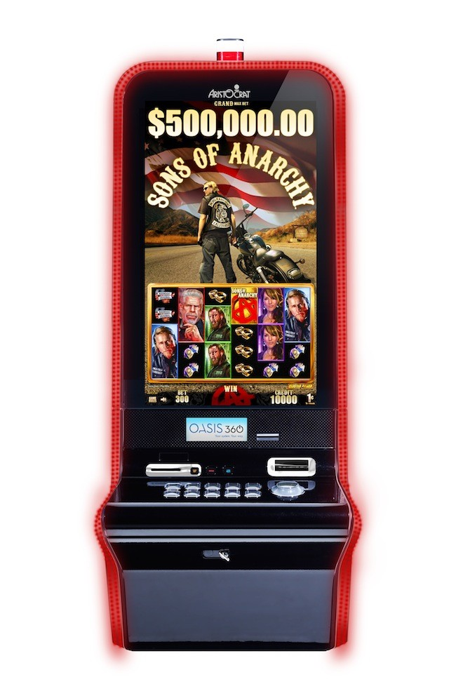 Sons of Anarchy Slot Machine