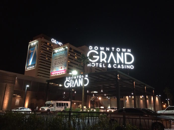 Downtown Grand at Night