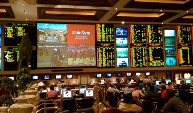 Mandalay Bay Sports Book