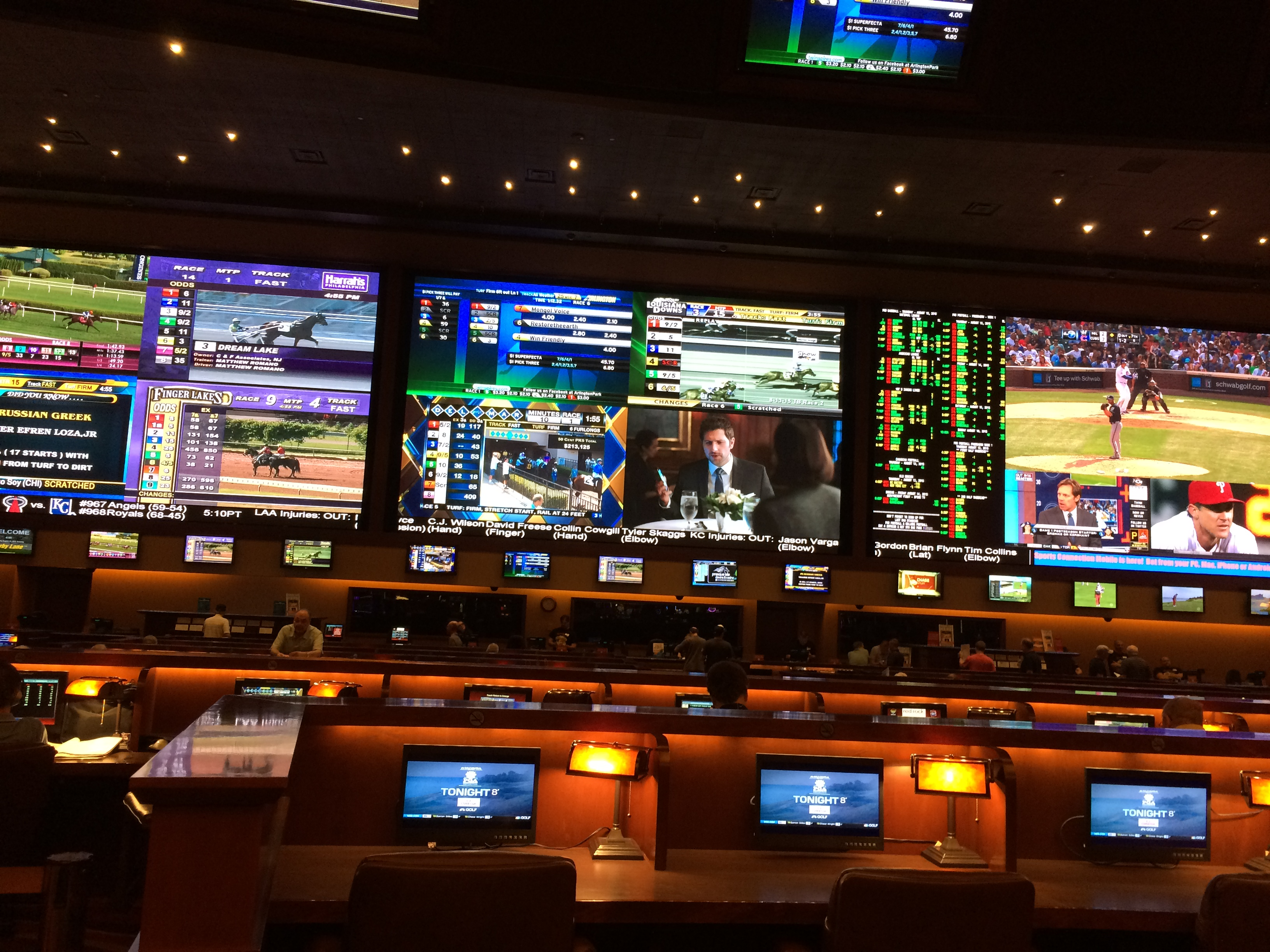 Red Rock Sports Book