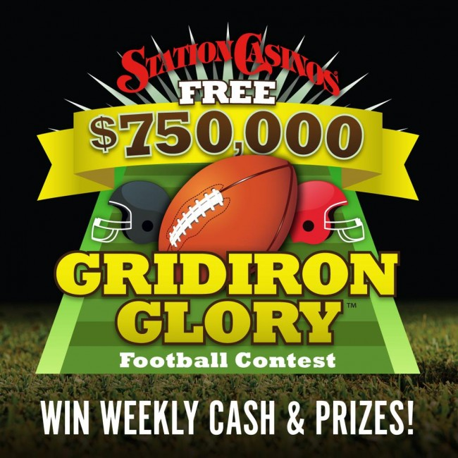 Station Casinos GridIron Glory