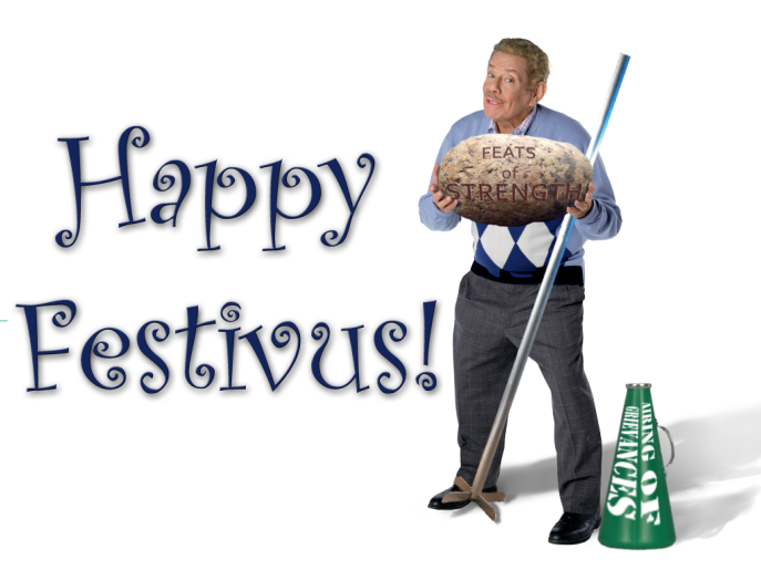 Festivus Gathering at Bally's Grand Bazaar Shops