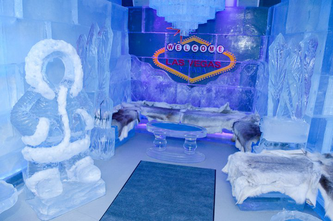 Minus5 Ice Bar