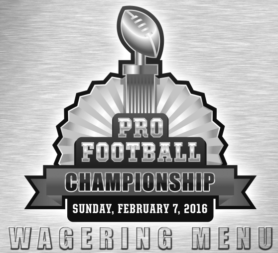 Wager On Super Bowl 50