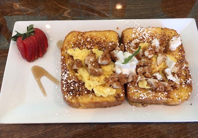 Dirty Fork French Toast