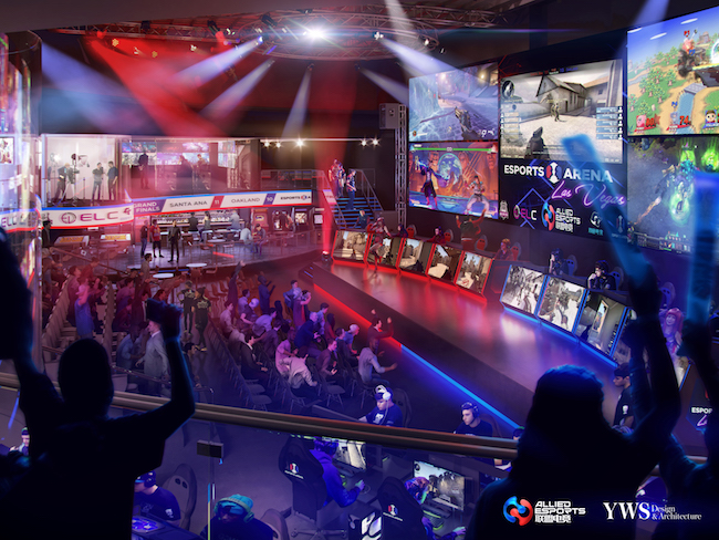 José Andrés and Allied Esports To Debut First Gaming-Inspired Menu at Esports Arena At Luxor