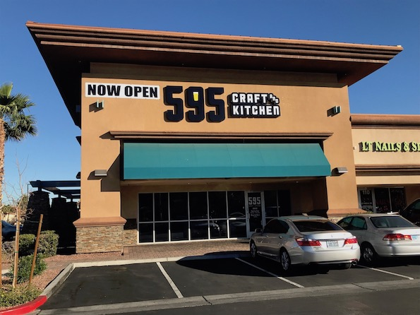 595 Craft and Kitchen