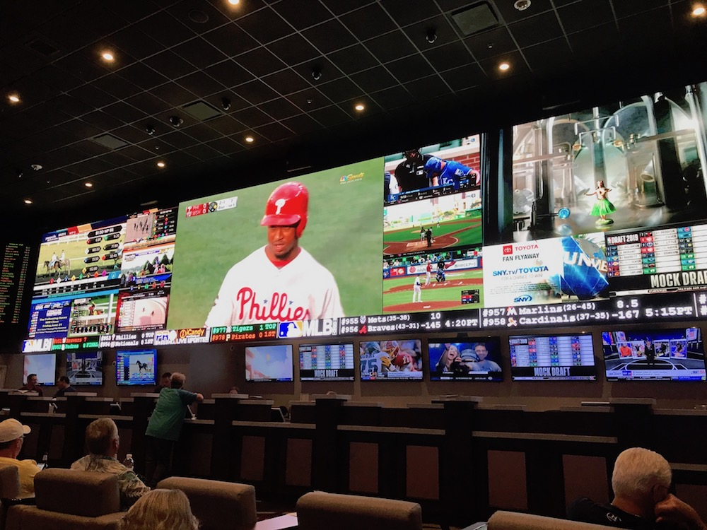 Rampart Casino Sportsbook