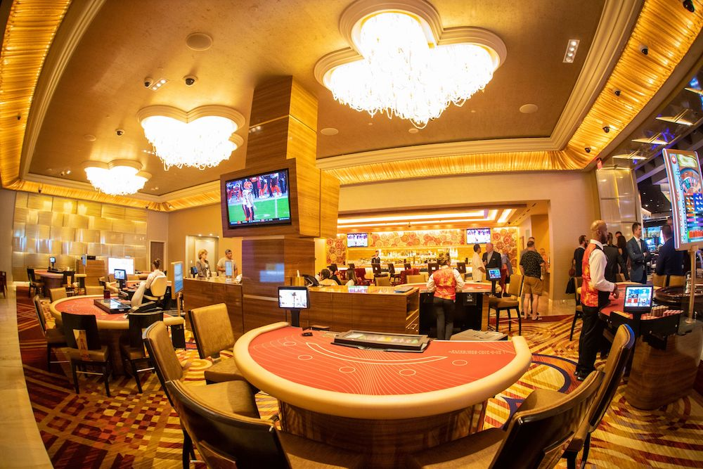 Sahara Las Vegas announces launch of table game reservation system