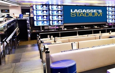 Lagasse's Stadium Kicks Off Football Season with New Game-Day Match-Ups Food Specials