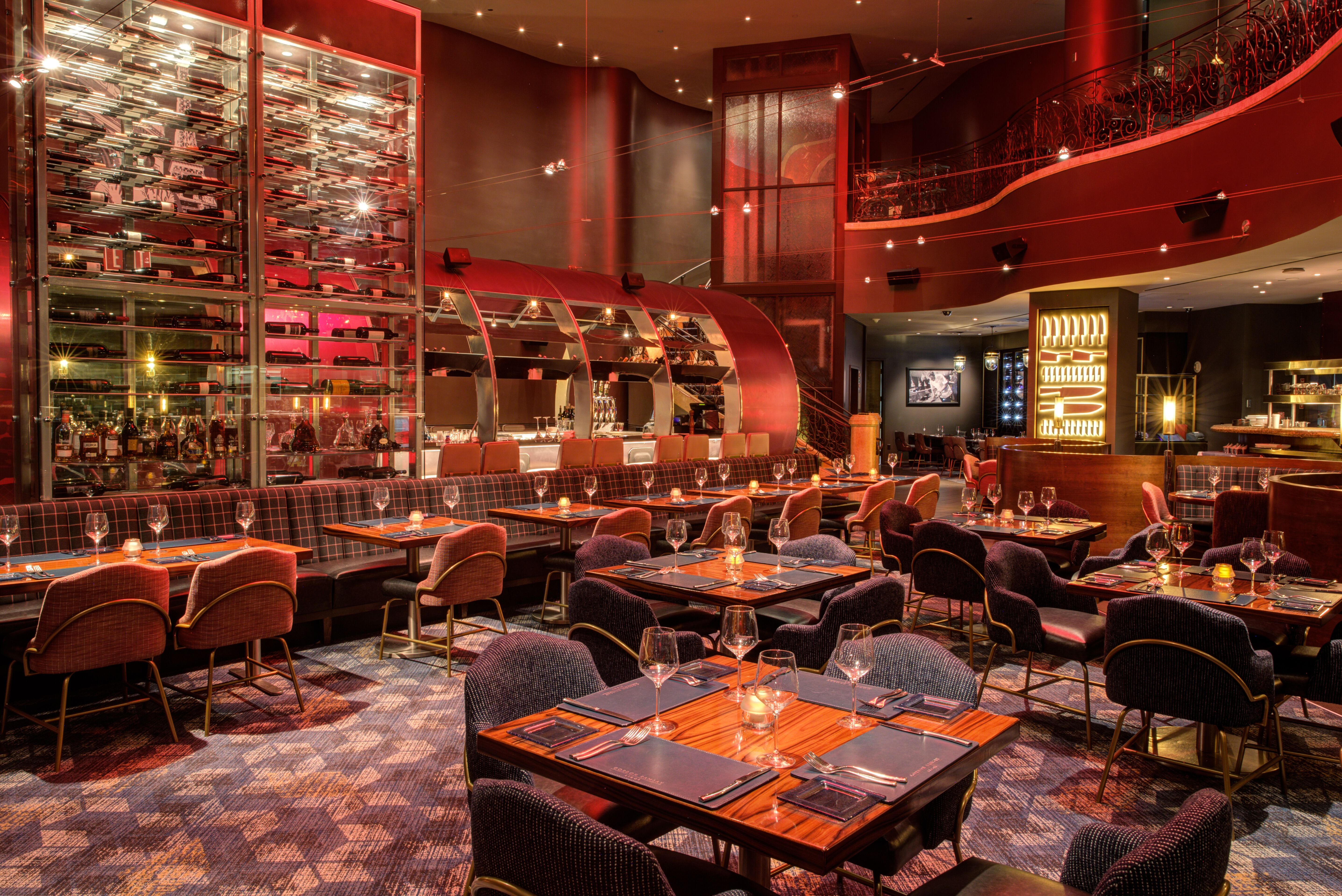 Gordon Ramsay Steak Las Vegas