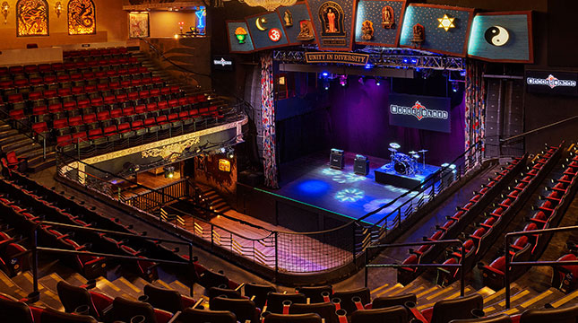 Get Your Game Face On and Make Your Big Game Plans at House of Blues and Foundation Room!