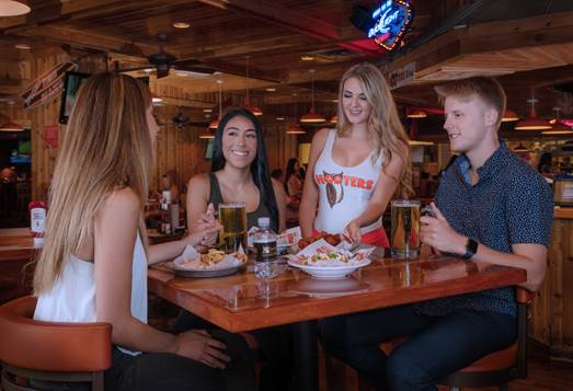 Hooters at Oyo Las Vegas