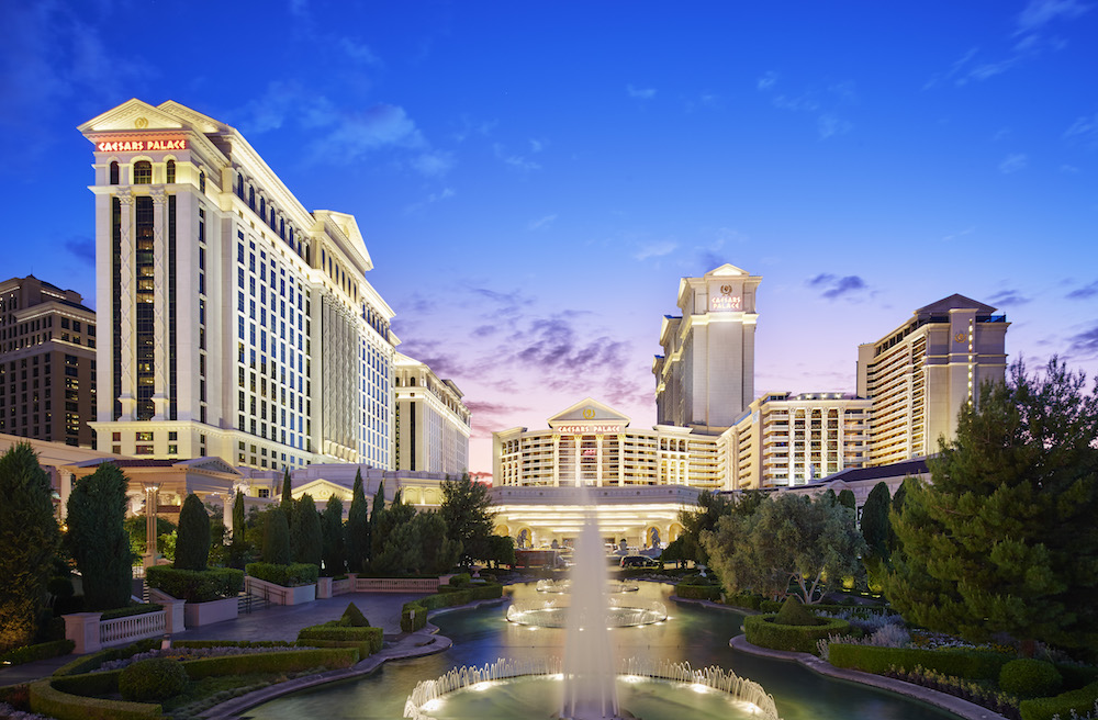 Caesars Entertainment Confirms June 4 Reopening for Caesars Palace and Flamingo Las Vegas
