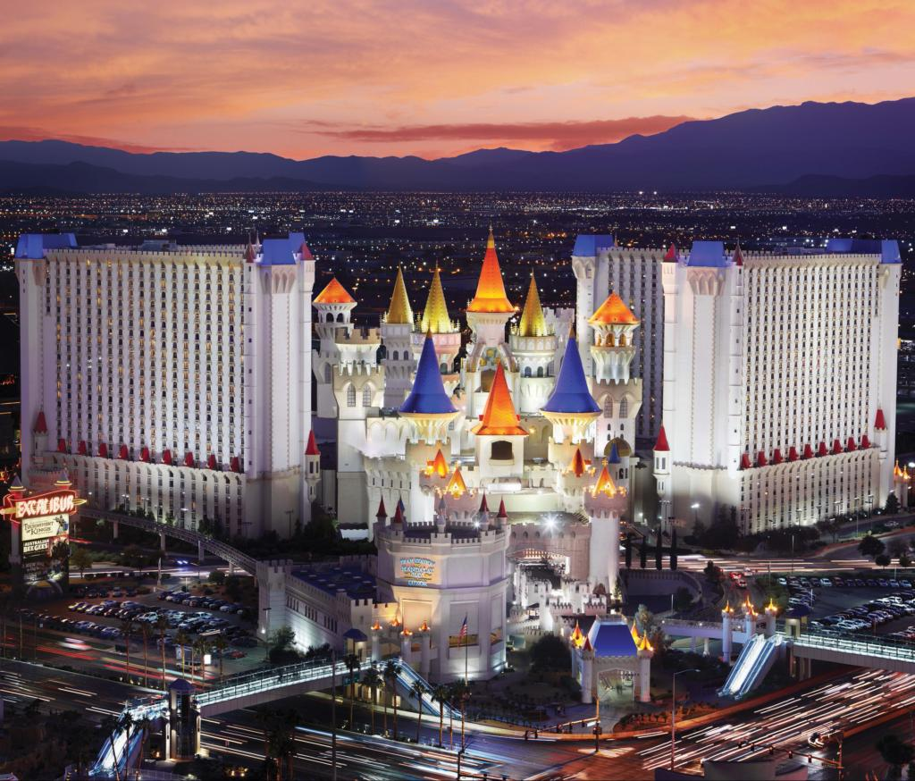 MGM Resorts Announces June 11 Opening Date For Excalibur