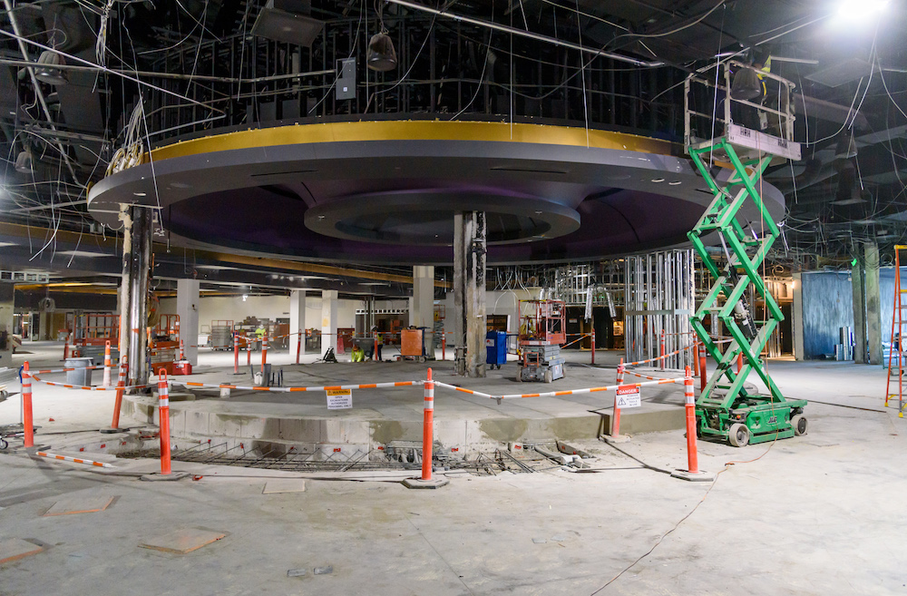 Virgin Hotels Las Vegas Meets Construction Timelines