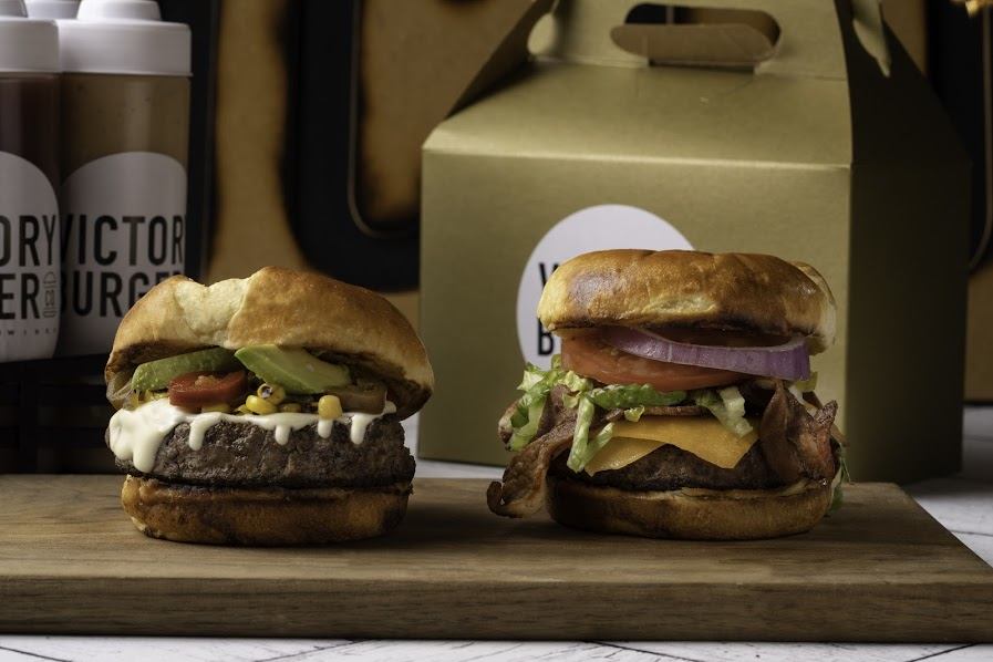 Circa's Victory Burger & Wings Co. in Vegas Reveals All-Star Menu