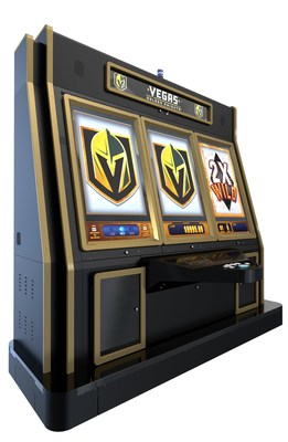 AGS, South Point Casino Launch First Vegas Golden Knights-Themed Slot Game; Vegas Born Jumbo Slot Delivers Game-Day Excitement